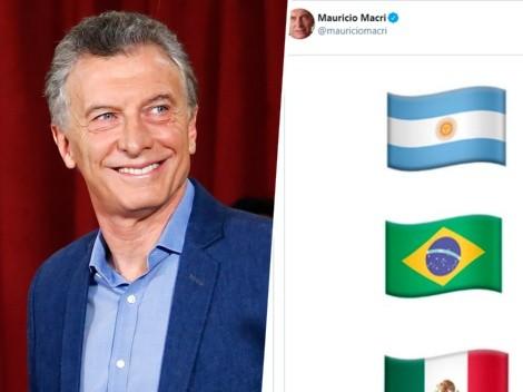 Mauricio Macri publicó un tuit para burlarse de Alberto y todos lo llevaron al fútbol