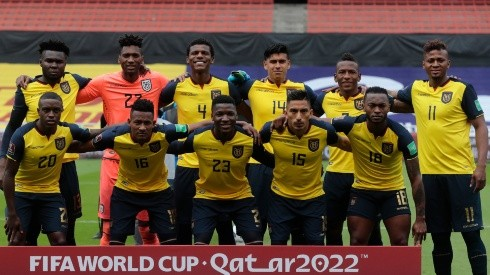 A fearless Ecuador squad heads to Copa America 2021 with plenty of expectations (Getty).