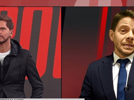 En vivo, Monroig desmintió a Vignolo sobre la llegada de Borja a Boca