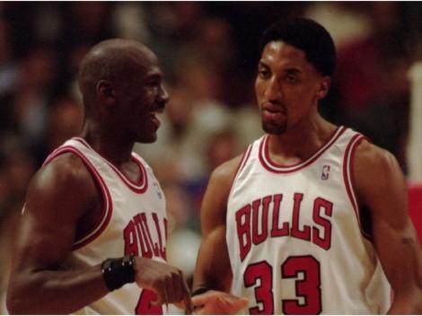 Scottie Pippen takes a huge shot at Michael Jordan in his new book