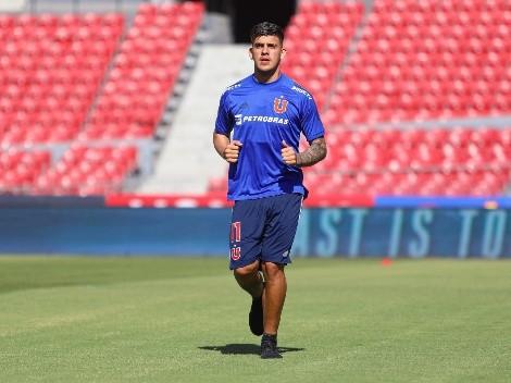 Brandon Cortés pide cancha en la U para llegar a su mejor nivel