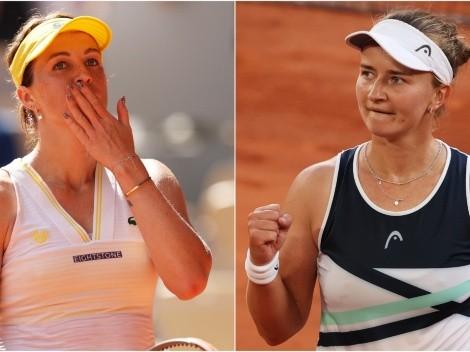 Barbora Krejcikova vs Anastasia Pavlyuchenkova: Preview, predictions, odds and how to watch 2021 French Open Women's Final today