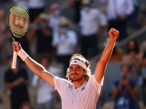Tsitsipas é o primeiro finalista de Roland Garros após vencer Zverev