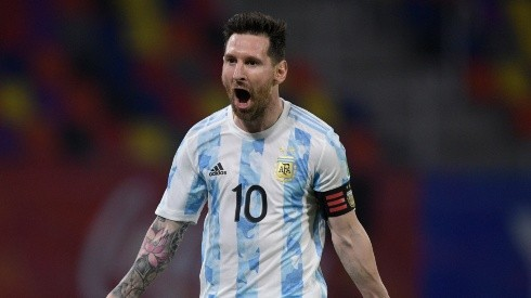 Will Lionel Messi lift his first Copa America with Argentina? (Getty).