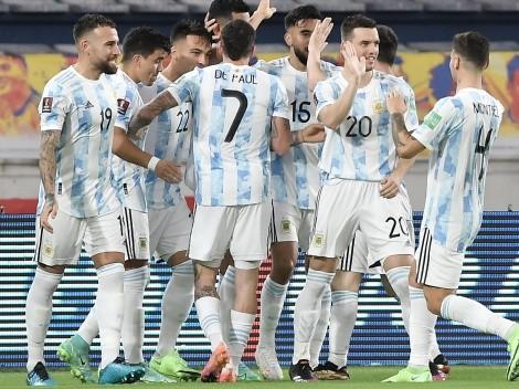 ¿Quién es el jugador que más asistencias dio en la Selección Argentina y sigue en duda?