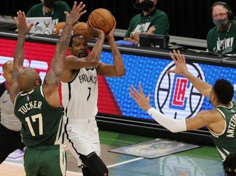 Kevin Durant bate récord de Manu Ginobili en NBA Playoffs