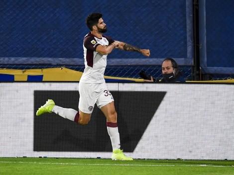 Es oficial: Boca anunció el fichaje de Nicolás Orsini