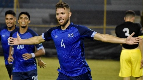 El Salvador and Saint Kitts and Nevis will clash in the first leg of the Concacaf WC Qualifiers second round (Twitter @LaSelecta_SLV).
