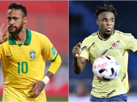 Copa America 2021 Picks: Colombia and Brazil favorites