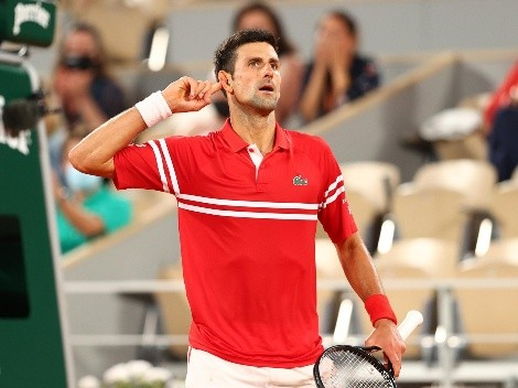¡Nole a la final! Djokovic elimina a Nadal en Roland Garros 2021