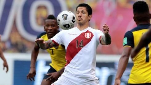 Gianluca Lapadula fue uno de los mejores en Ecuador por las eliminatorias.