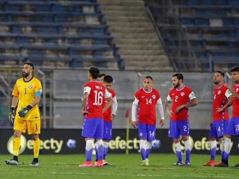 Chile sin casos positivos previo a su viaje a la Copa América