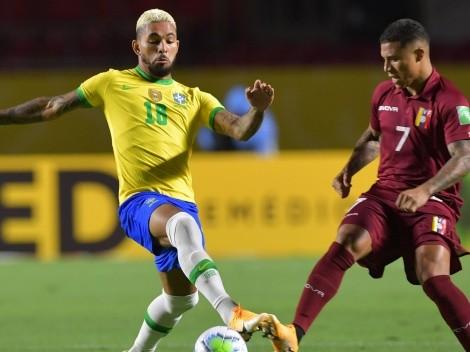 Brasil vs. Venezuela: Dónde, cuándo y cómo VER EN VIVO el partido por la Copa América