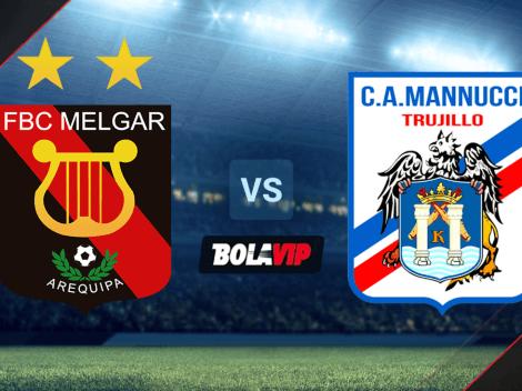 Qué canal transmite Melgar vs. Carlos Mannucci EN VIVO por la Copa Bicentenario: fecha, hora y streaming ONLINE
