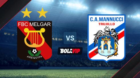 Melgar y Carlos Mannucci disputarán los dieciseisavos de final de la Copa Bicentenario