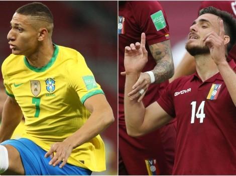 Brazil vs Venezuela: Confirmed lineups for Copa America 2021 opening game