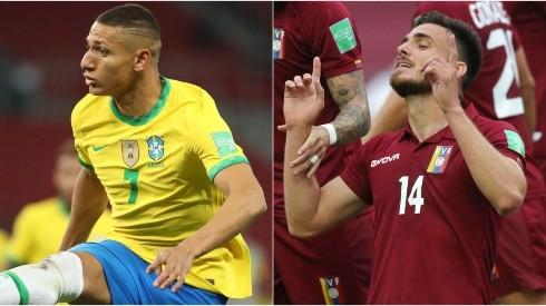 Brazil and Venezuela will clash in the Copa America 2021 opening game (Getty).