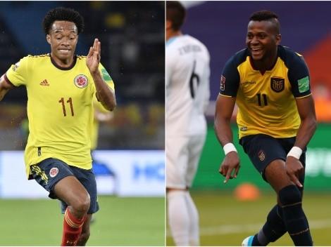 Colombia vs Ecuador: Confirmed lineups for Copa America 2021 Matchday 1