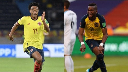 Colombia and Ecuador will face off on Matchday 1 of Copa America 2021 (Getty).