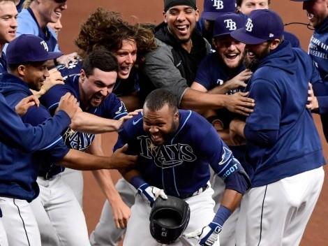 Tampa Bay Rays es el primer equipo en llegar a 40 victorias esta temporada en las Grandes Ligas