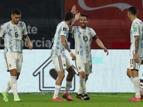 Los probables once de Argentina para el debut frente a Chile en la Copa América