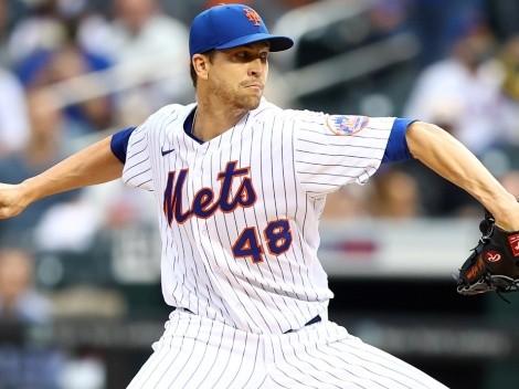 No para de romper marcas: Jacob deGrom consigue hacer historia en la MLB