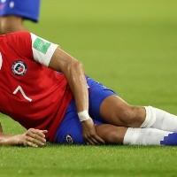 Sufre todo Chile: se lesionó Alexis Sánchez a horas del inicio de la Copa América