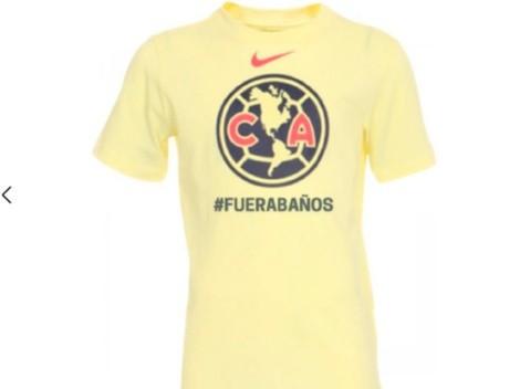 #FueraBaños: Afición del América estalla con la llegada de Madrigal