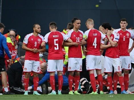 El Tri y el futbol mexicano se unen en apoyo al danés Christian Eriksen