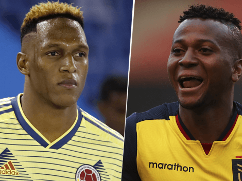 EN VIVO: Colombia vs. Ecuador