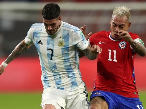 Argentina vs Chile: probable lineups for Copa America 2021 Matchday 1