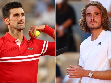 Novak Djokovic vs Stefanos Tsitsipas: Preview, predictions, odds and how to watch 2021 French Open Men's Final