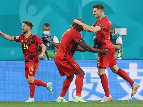 Con autoridad, Bélgica goleó a Rusia a domicilio y se perfiló como candidato