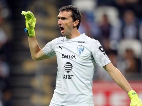 Marcelo Barovero volvería la Liga MX