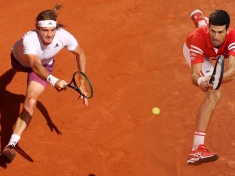 Novak Djokovic vs Stefanos Tsitsipas: Cómo ver EN VIVO la gran final de Roland Garros 2021 por TV y streaming link