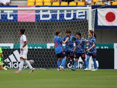 Japón hizo valer su condición de potencia ante México