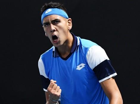Alejandro Tabilo vs. Aslán Karátsev: Dónde ver EN VIVO el partido por la primera ronda del ATP 500 de Queens