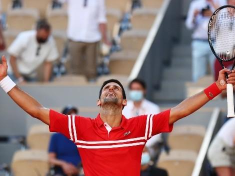 Novak Djokovic é campeão de Roland Garros 2021