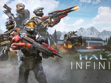 HALO: Infinite se muestra en la E3 2021 ¡Tendrá un multijugador gratuito!