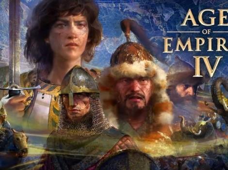 ¡Es oficial! Age of Empires 4 se lanzará en octubre