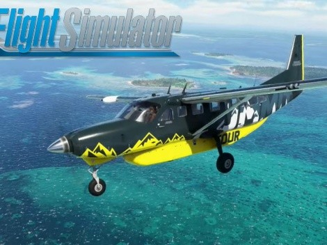 Confirmado: Microsoft Flight Simulator llega a consolas Xbox este 27 de julio