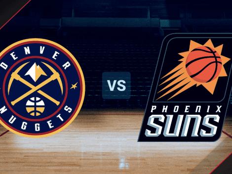 AHORA | Denver Nuggets vs.Phoenix Suns con Facundo Campazzo | EN VIVO por los NBA Play-Offs | Semifinales Conferencia Oeste