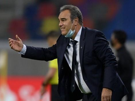 Sin Alexis Sánchez, los once de Chile para enfrentar a Argentina