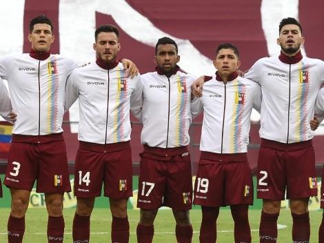 Copa America 2021: Venezuela's squad for the tournament