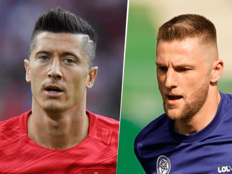 VER ONLINE | Polonia vs. Eslovaquia EN VIVO por la Euro 2020 con Robert Lewandowski