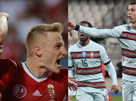 Hungría vs. Portugal: Cómo ver EN VIVO en Chile el debut de Cristiano Ronaldo en la Eurocopa 2021