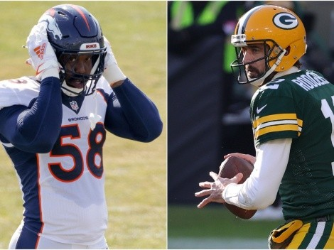 NFL News: Von Miller doesn't want to talk about Aaron Rodgers rumors