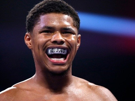 Un campeón mundial ya puso en la mira a Shakur Stevenson