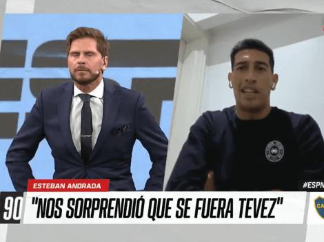 """Andrada, sobre la final de Madrid: """"Siempre fuimos arriba y en la prórroga cambió todo"""""""