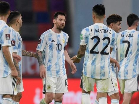 ¿Cuándo vuelve a jugar la Selección Argentina?